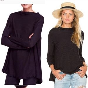 WE THE FREE Free People Lover Rib Pullover Top M